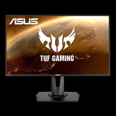 "ASUS -poškozený obal- LCD 27"" VG279QR TUF GAMING 1920x1080 300cd 1ms 165Hz REPRO DP HDMI  PIVOT-poškozený obal"