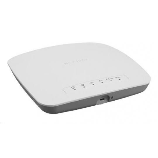 Netgear WAC510 Wireless AC1200 Business Access Point, 802.11ac (2x2), PoE, bez zdroje