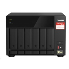 QNAP TVS-675-8G (8C/ZhaoXin KX-U6580/2,5GHz/8GBRAM/6xSATA/2x2.5GbE/2xUSB3.0/2xUSB3.1/1xHDMI/2xPCIe)