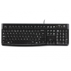 Logitech Keyboard for Business K120, CZ/SK