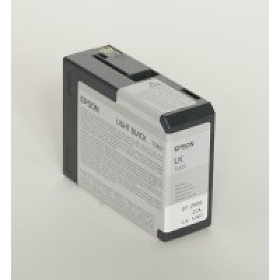 EPSON ink čer Stylus Pro 3800/3880 - light (80ml)