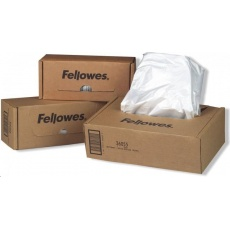 Odpadní pytle pro skartovač Fellowes 75Cs, 73Ci, 79Ci, 450M, 46Ms, 63Cb, balení 100ks