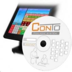Pokladní software Conto Max