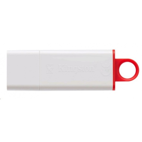 Kingston 32GB DataTraveler, USB 3.0 - Gen 4 - červený