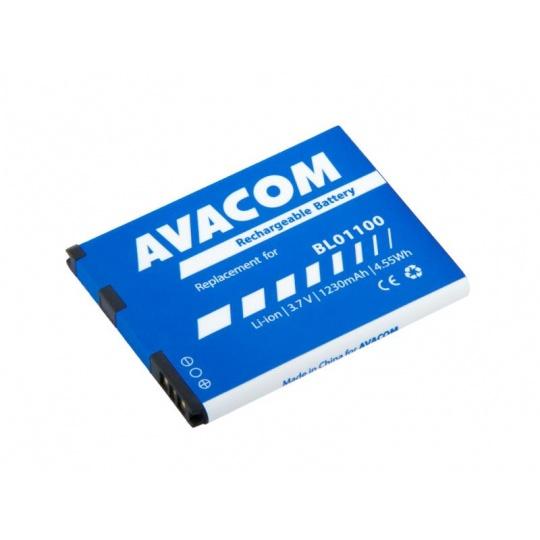 AVACOM baterie do mobilu HTC Desire C Li-Ion 3,7V 1230mAh (náhrada BL01100)