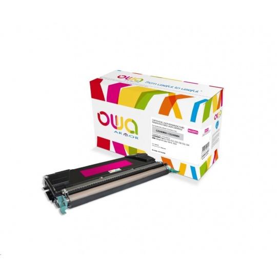 OWA Armor toner pro IBM Infoprint Color 1614, 1634, 5000 Stran, 39V0308, červená/magenta