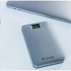 "VERBATIM externí HDD 2.5"" 1TB, Executive Fingerprint Secure, USB 3.2 Gen 1 / USB-C, šedá"