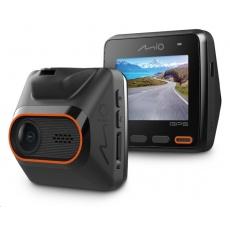 MIO MiVue C430 GPS - Full HD GPS kamera pro záznam jízdy