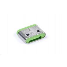 SMARTKEEPER Mini USB Port Lock Type C 10 - 10x záslepka, zelená