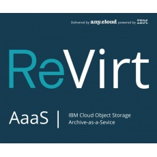 ReVirt AaaS | Veeam Object Storage (100GB/12M)