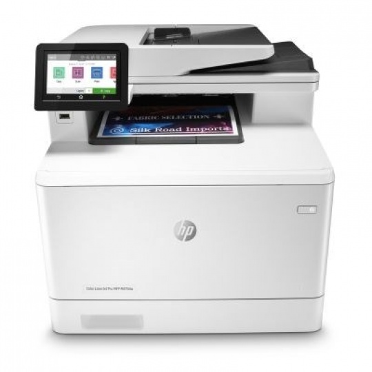 HP Color LaserJet Pro MFP M479dw (A4, 27/27ppm, USB 2.0, Ethernet, Wi-Fi, Print/Scan/Copy, Duplex)