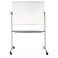 Legamaster Otočná oboustranná keramická tabule 100x200 cm, ECONOMY+, magnetická, bílá