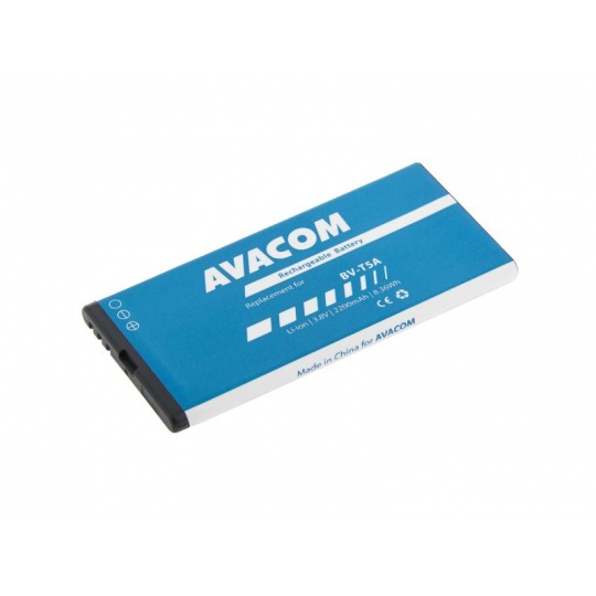 AVACOM baterie do mobilu Nokia Lumia 730 Li-ion 3,8V 2200mAh (náhrada BV-T5A)