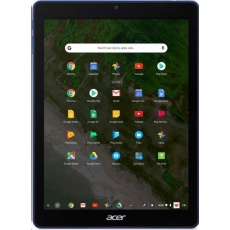 "ACER TAB EDU Chrome Tab 10 - 4GB, eMMC, SD card reader, 9.7"" multi-touch, usb type-c, BT,WIFI,Chrome OS,modrá"