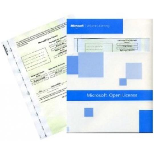 Project Server CAL SA OLP NL GOVT USER CAL