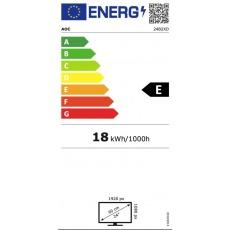 """AOC MT IPS LCD WLED 23,8"""" 24B2XD - 1920x1080, D-Sub, DVI"""