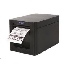 Citizen pokladní Termo tiskárna CT-E651 řezačka, USB, BT, Black