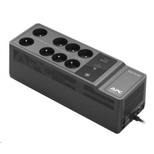 APC Back-UPS 850VA, 230V, USB Type-C and A charging ports (české a polské balení) (520W)