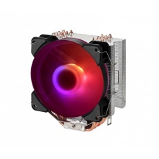 SPIRE CPU chladič XERUS 991, 4 heat-pipes, RGB 12CM FAN