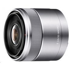 SONY SEL30M35 objektiv 30mm/F3.5 makro