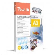 Peach Laminating Pouch A3 (303x426mm), 125mic