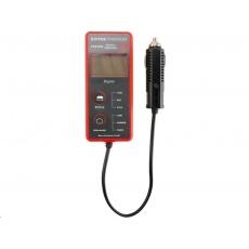 Extol Premium tester autobaterie a altenátoru, digitální, 2funkce  8897310