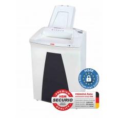 HSM skartovač Securio AF500 (řez: Kombinovaný 4,5x30mm | vstup: 240mm | DIN: P-4 (3) | papír, sponky, plast. karty, CD)