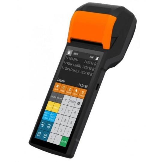 SUNMI Rakeeta V2 - mobilní pokladna s tiskárnou