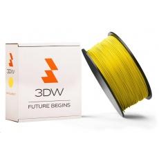 3DW ARMOR - PLA filament, průměr 1,75mm, 1kg, žlutá