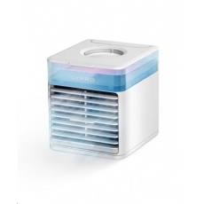LYFRO BLAST přenosný UVC čistič a ochlazovač vzduchu - bílá