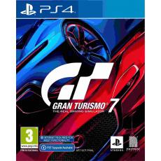 SONY PS4 hra Gran Turismo 7