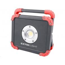 Extol Light (43134) reflektor LED nabíjecí s powerbankou, 2000lm