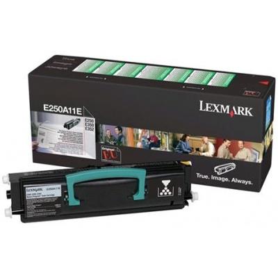 Lexmark toner pro E250/E350/E352 z programu Lexmark Return (3 500 stran)