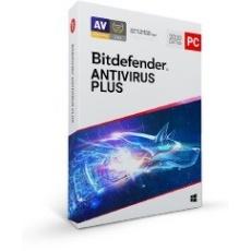 Bitdefender Antivirus Plus 5PC na 1 rok- elektronická licence do emailu