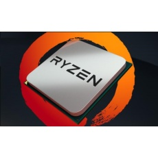 CPU AMD RYZEN 3 1200 AF, 4-core, 3.1 GHz (3.4 GHz Turbo), 10MB cache, 65W, socket AM4 (Wraith cooler)