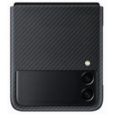 Samsung zadní kryt z aramidového vlákna EF-XF711SBEGWW pro Galaxy Z Flip3, černá