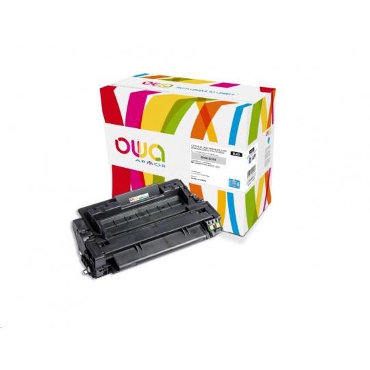 OWA Armor toner pro HP Laserjet P3005, M3027, 3035, 16000 Stran, Q7551X JUMBO, černá/black