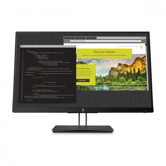 "HP LCD Z24nf G2 Monitor 23,8"" wide (1920x1080), IPS, 5ms, 16:9, 250nits, 1000:1, VGA, DisplayPort, HDMI, 2xUSB3.0)"