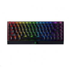 RAZER klávesnice BlackWidow V3 Mini HyperSpeed (Yellow Switch), US Layout
