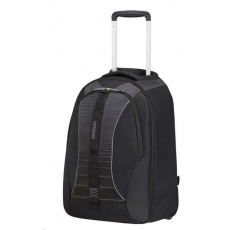 """American Tourister Fast Route LAPT. BP/WH. 15.6"""" SPORTY Black/Grey"""