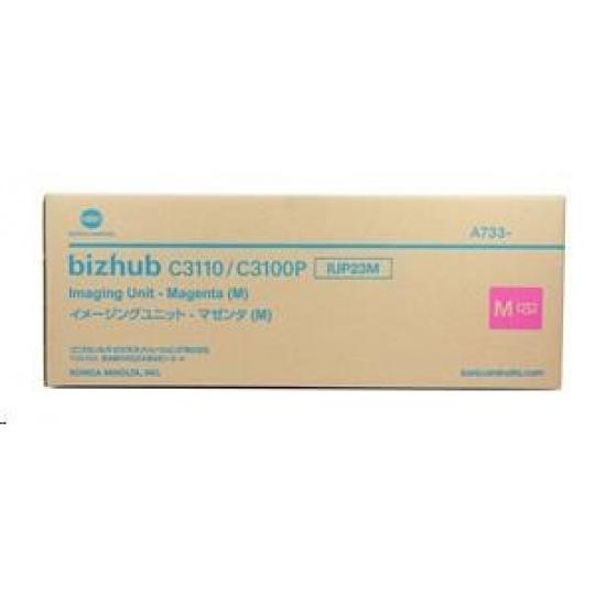 Minolta Zobrazovací jednotka IUP-23M, purpurová do bizhub C3100P, C3110 (20k)