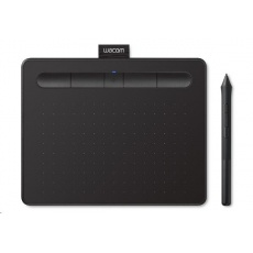 Wacom Intuos S Bluetooth Black - grafický tablet