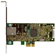 DELL Network : Additional Broadcom 5722 10/100/1000 Mbits BASE-TX network interface card PCIe x1 (Full Height) (Kit)