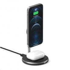 HyperJuice 2v1 magnetická bezdrátová nabíječka pro iPhone 12 a AirPods