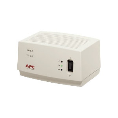 APC Line-R 1200VA Automatic Voltage Regulator