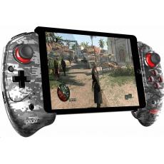 iPega Bluetooth herní ovladač 9083A, iOS/Android, šedá