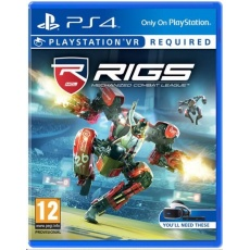 SONY PS4 hra RIGS Mechanized Combat League