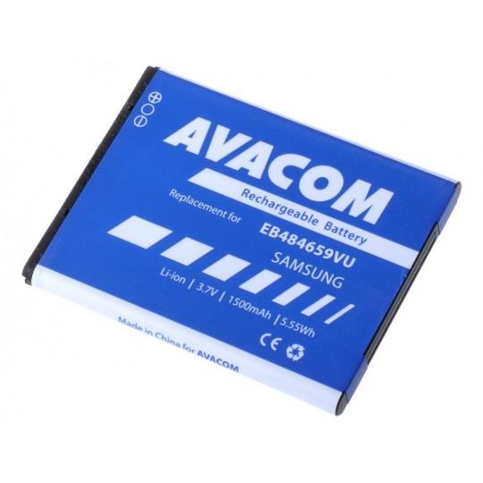 AVACOM baterie do mobilu Samsung Galaxy W Li-Ion 3,7V 1500mAh (náhrada EB484659VU)