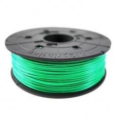 XYZ da Vinci 600gr Bottle Green ABS Filament Cartridge