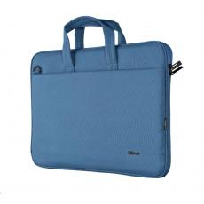 "TRUST Pouzdro na notebook 16"" Bologna Slim Laptop Bag Eco, modrá"